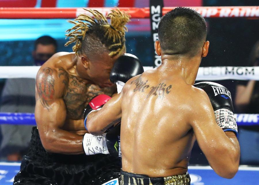 Pinoy boxer
