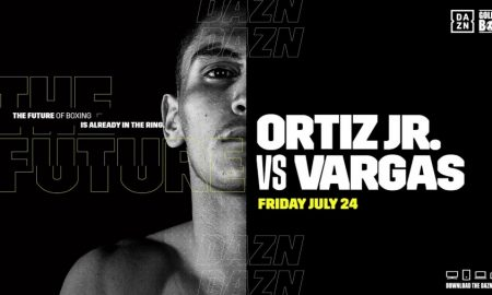 DAZN Returns with Vergil Ortiz Jr. vs. Samuel Vargas