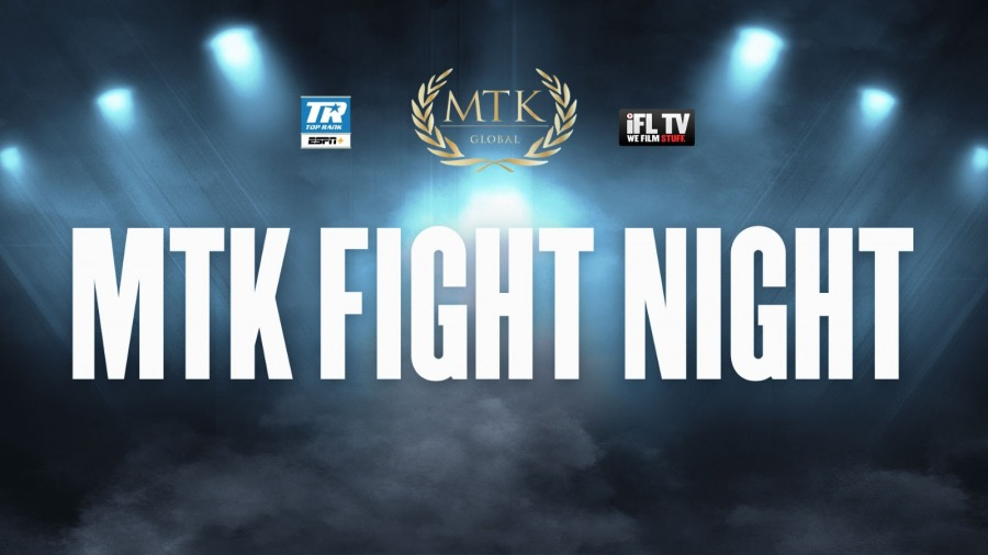 MTK Fight Night Cards Announced