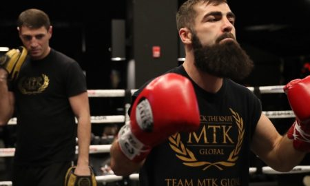 Jono Carroll Takes on Maxi Hughes