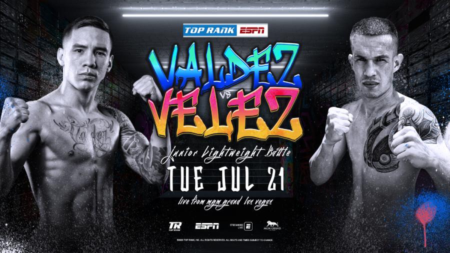 Oscar Valdez vs. Jayson Velez Fight Results
