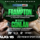Carl Frampton and Michael Conlan Co-Headline