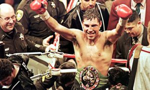 Oscar De La Hoya's 5 Finest Performances