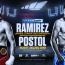 Jose Ramirez Battles Viktor Postol August 29