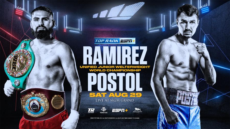 Jose Ramirez vs. Viktor Postol