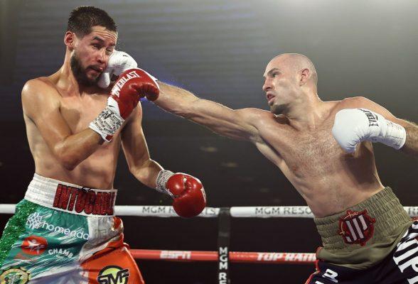 Jose Pedraza vs. Javier Molina