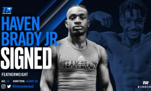 Haven Brady Jr. Top Rank