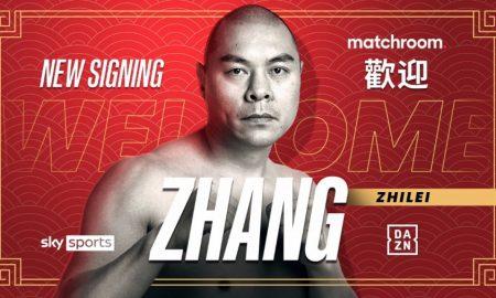 Zhang Zhilei