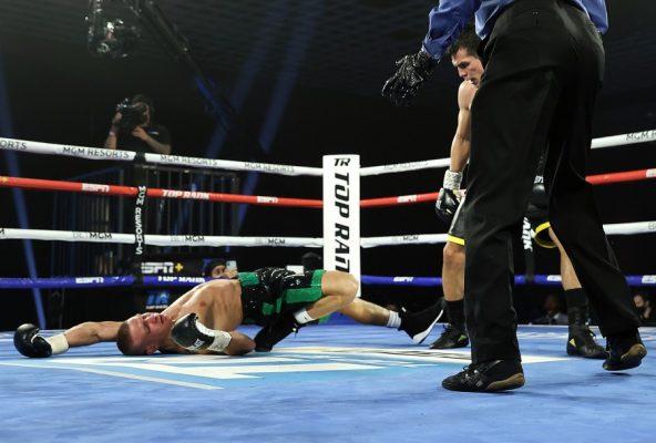 Zepeda vs. Baranchyk Fight Results