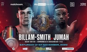Billam-Smith Meets Jumah