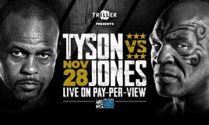 Mike Tyson vs. Roy Jones Jr.