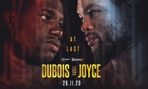 Daniel Dubois-Joe Joyce