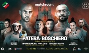 Patera-Boschiero Tops Huge Night of Action in Italy on December 17