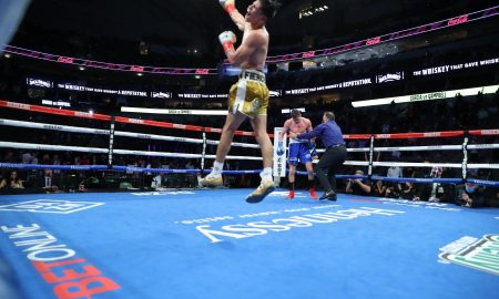 Garcia stops Campbell