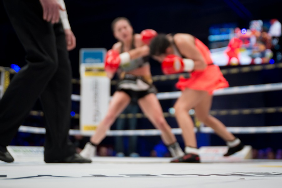 Fed up Female Boxers Demand Fairness and a Platform