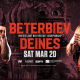 Artur Beterbiev Set for Ring Return March 20 Against Adam Deines