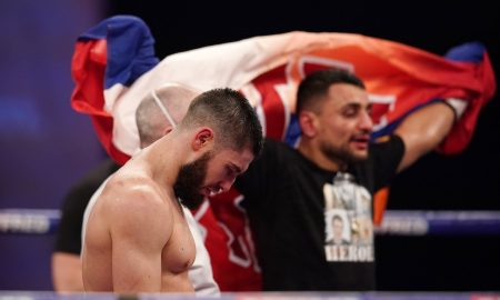 David Avanesyan vs. Josh Kelly