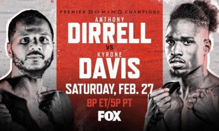Dirrell vs. Davis