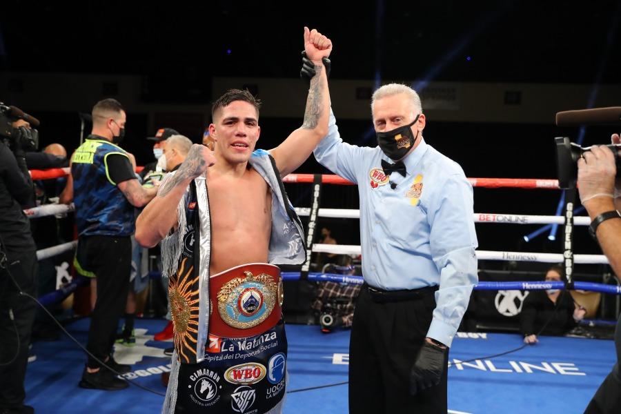 Brian Castaño Champion