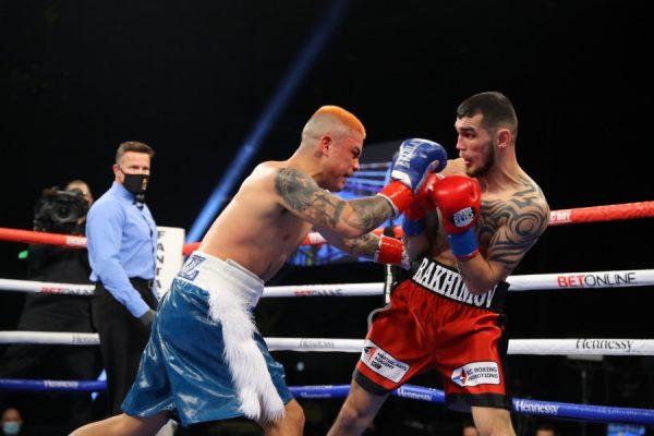 Joseph Diaz vs. Shavkat Rakhimov