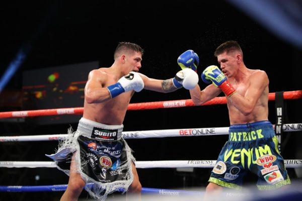 Brian Castaño Defeats Patrick Teixeira