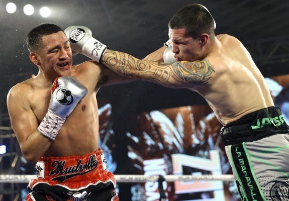 Gabriel Flores Jr vs. Jayson Velez