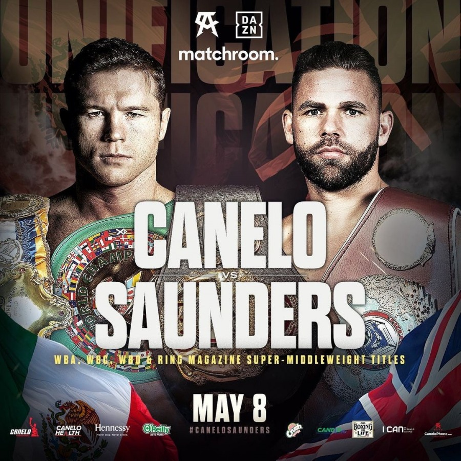 Canelo vs. Saunders