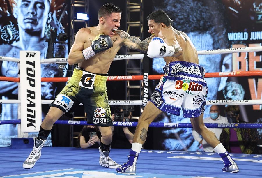 Oscar Valdez vs. Miguel Berchelt