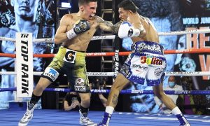 Miguel Berchelt vs. Oscar Valdez KO