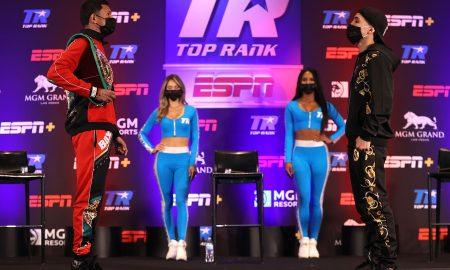 Miguel Berchelt vs. Oscar Valdez Final Press Conference