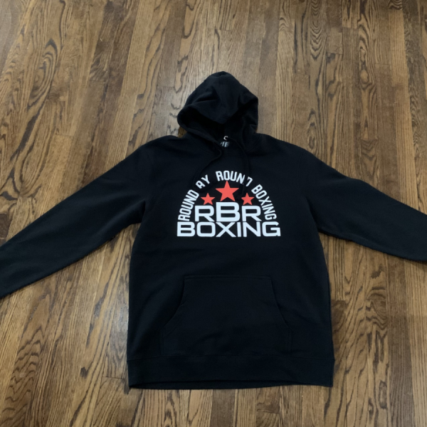 Round By Round Boxing Hoodie