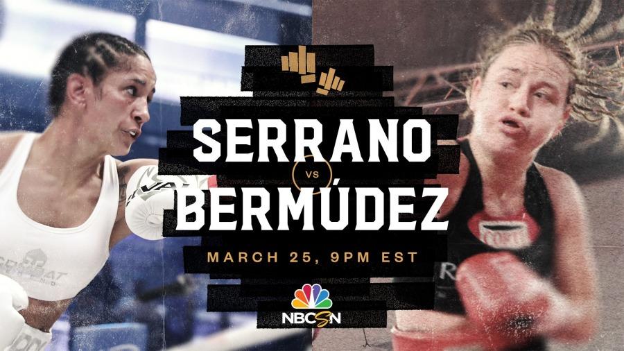 Amanda Serrano vs. Daniela Bermudez