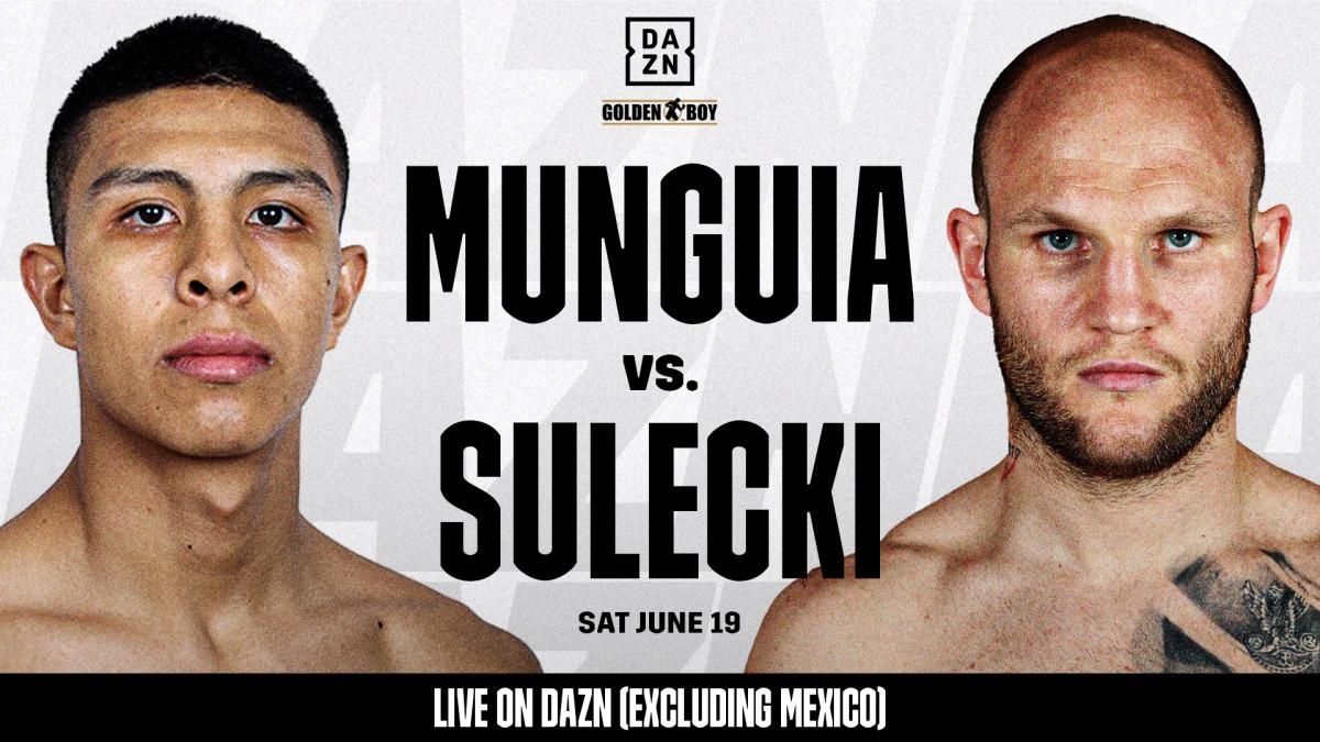 Jaime Munguia vs. Maciej Sulecki