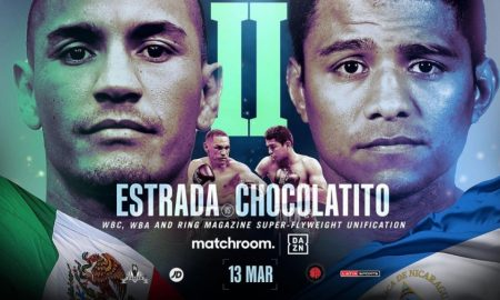 Juan Francisco Estrada vs. Roman Gonzalez Fight Results
