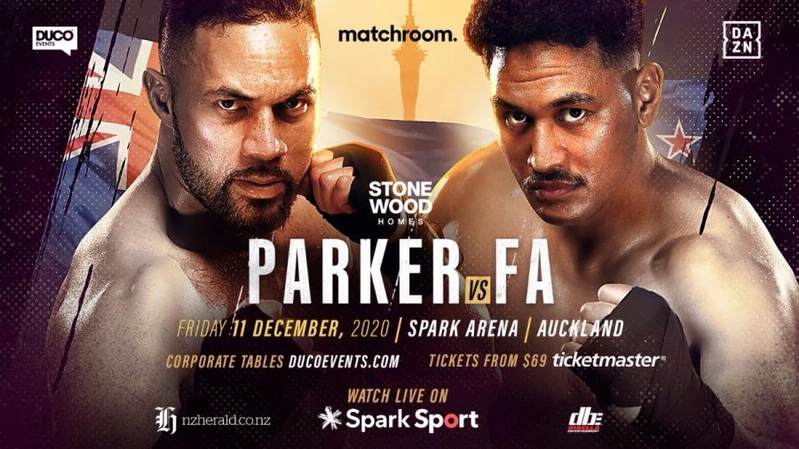 Joseph Parker vs. Junior Fa Fight Results