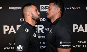 Joseph Parker vs. Junior Fa