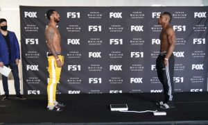 Anthony Dirrell vs. Kyrone Davis