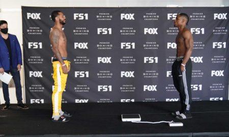 Anthony Dirrell vs. Kyrone Davis