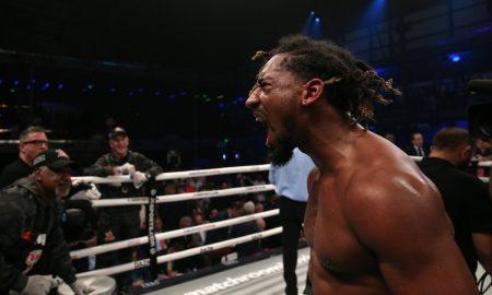 Boxing: Demetrius Andrade vs Luke Keeler