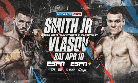 Smith Jr. vs. Vlasov