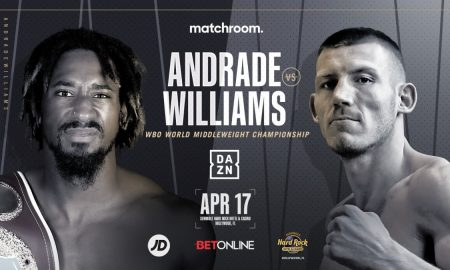 Demetrius Andrade vs. Liam Williams