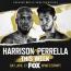 TONY HARRISON VS. BRYANT PERRELLA VIRTUAL PRESS CONFERENCE QUOTES