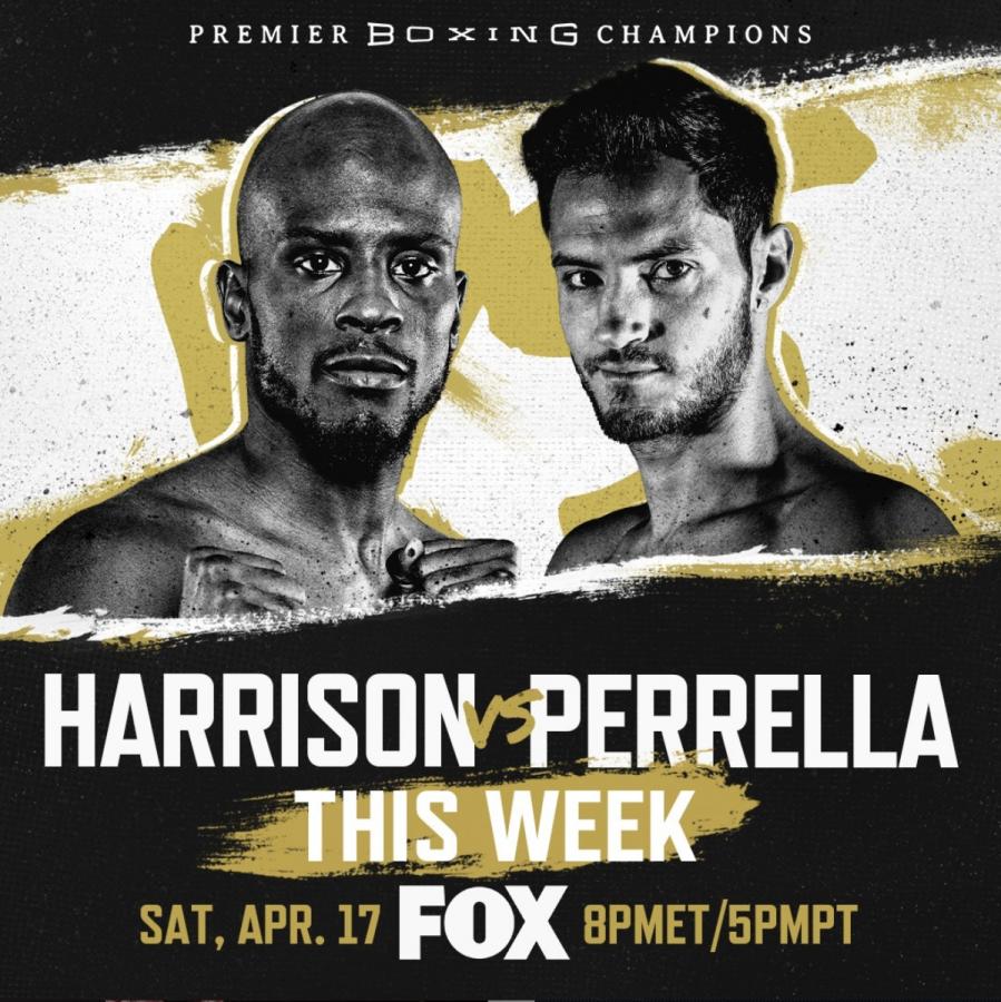 Harrison vs. Perrella