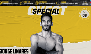 Jorge Linares Interview