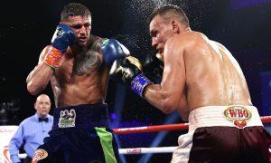 Smith defeats Vlasov
