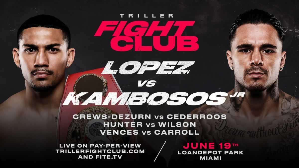 Lopez vs. Kambosos