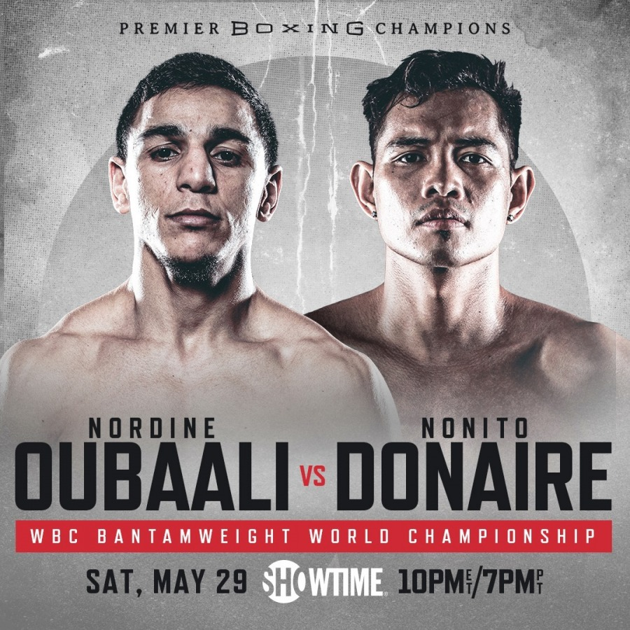 Oubaali vs. Donaire