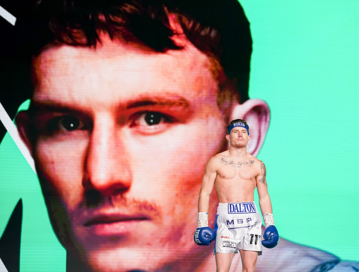Dalton Smith vs. Lee Appleyard