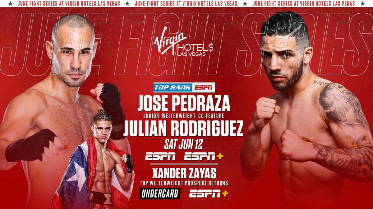 Jose Pedraza-Julian Rodriguez
