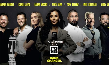 DAZN and Matchroom Boxing